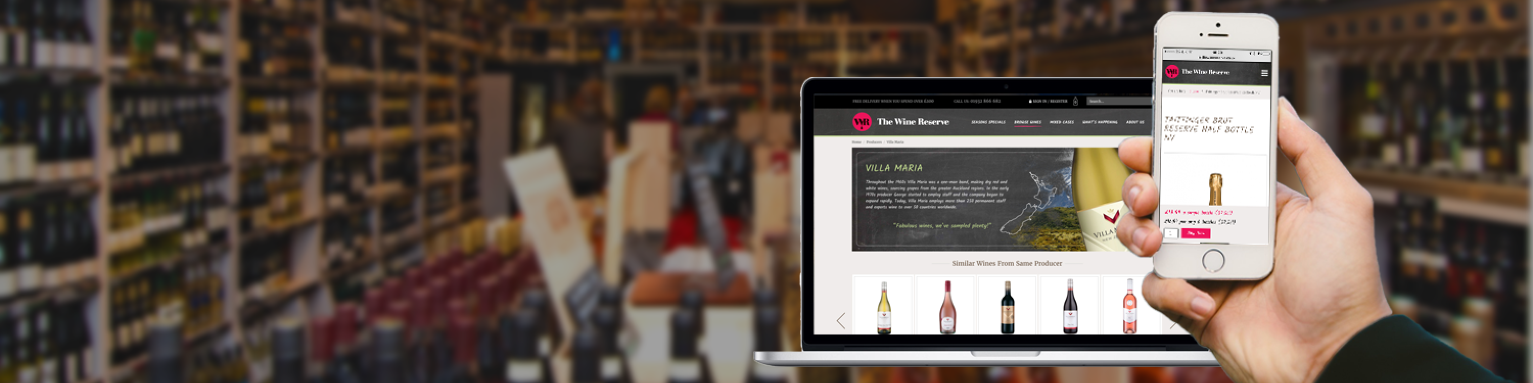 The Wine Reserve Shop