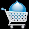 Drupal Comerce logo