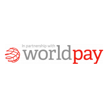 WorldPay Partner logo