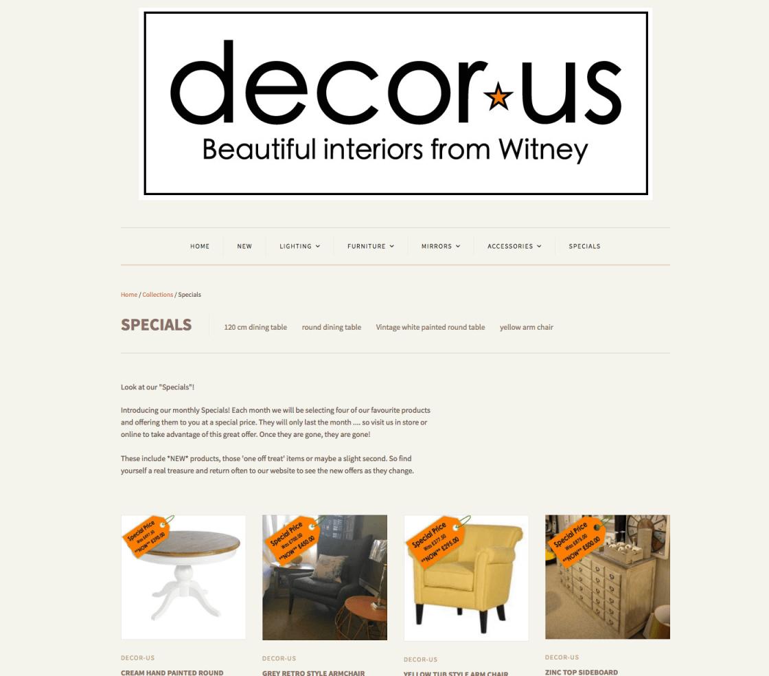 Decorus Special