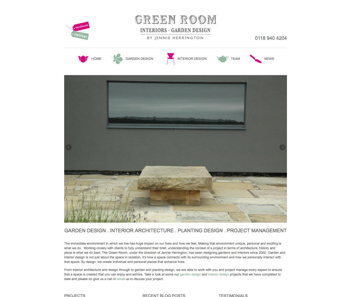 Green Room Studios Open Imagination