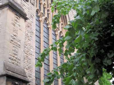 St Matthews Church Front