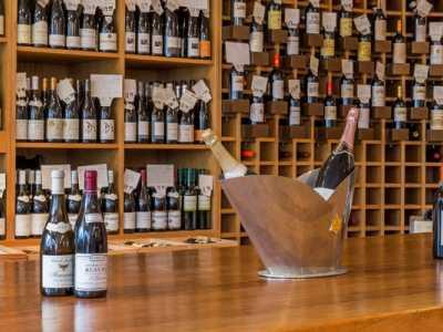 Wimbledon Wine Cellar shop