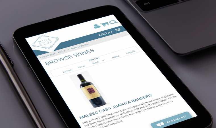 Iphone website